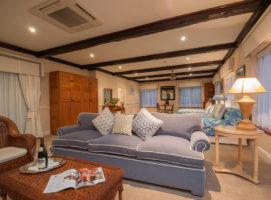 Courtyard Suites: Lagoon views