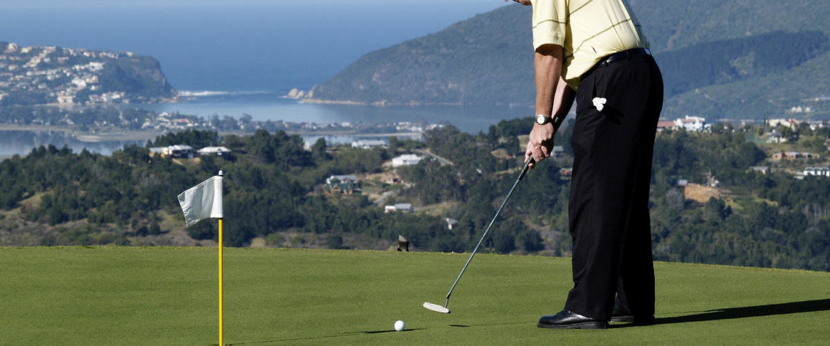 Golfing mecca of the Garden Route