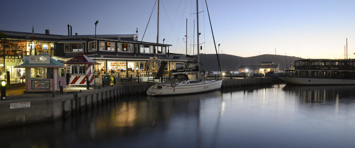 Knysna is one of the Garden Route's top destinations
